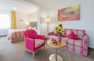 Hotel Eden Zimmerbeispiel