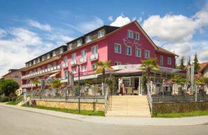 Hotel Eden Haus an den Thermen