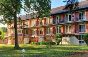 Hotel Eden Haus am Park