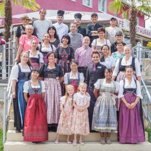 Eden Hotel Team Portrait