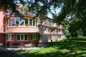 Eden Hotel Haus am Park