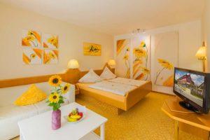 Sonnenblumen-Zimmer