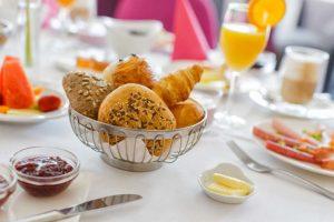 Restaurant Frühstück