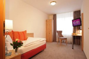Beispiel Doppelzimmer Superior 3-Bett-Zimmer, zweiter Raum